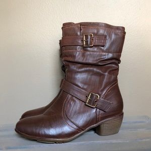 Cabin Fur lined Boots